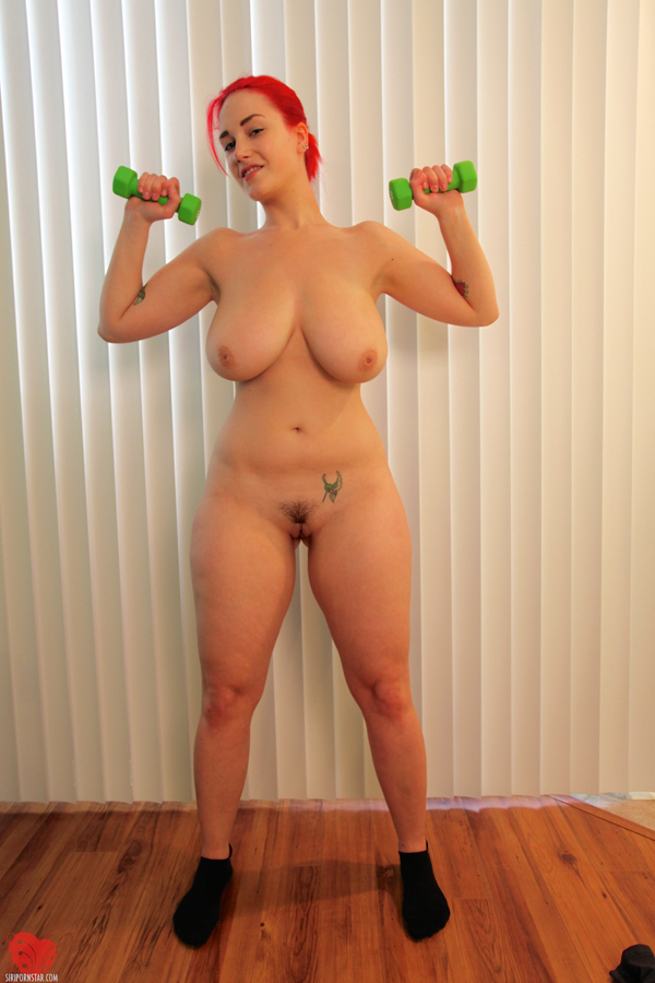 Bbw naked workout tumblr